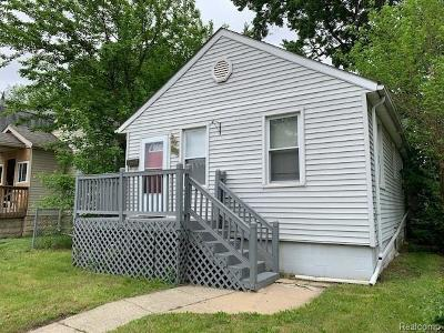 Ferndale Single Family Home For Sale: 1803 Channing Street