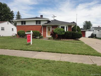 Macomb County, Oakland County, Wayne County Single Family Home For Sale: 9425 Mueller Street