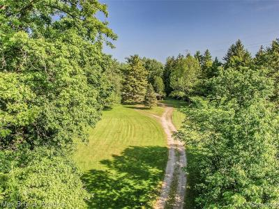 Bloomfield Twp Residential Lots & Land For Sale: Strathmore Road