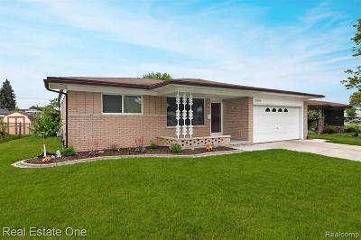 Sterling Heights Single Family Home For Sale: 36359 Almont Drive