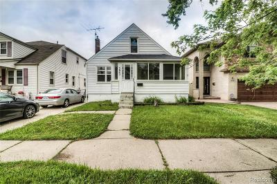Dearborn Heights Single Family Home For Sale: 5847 Kinmore Street