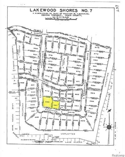 Residential Lots & Land For Sale: Westover Drive