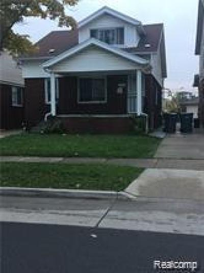 Dearborn, Dearborn Heights Single Family Home For Sale: 7901 Kentucky Street