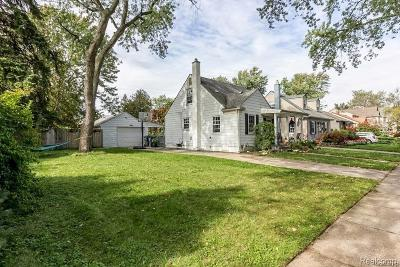 Berkley Residential Lots & Land For Sale: 3565 Phillips Avenue