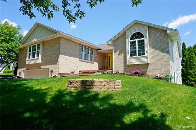 Single Family Home For Sale: 5339 Oakhill Drive