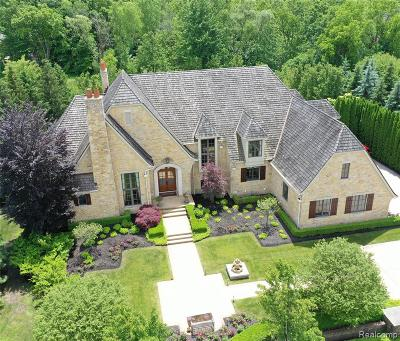 Novi Single Family Home For Sale: 47765 Bellagio Drive
