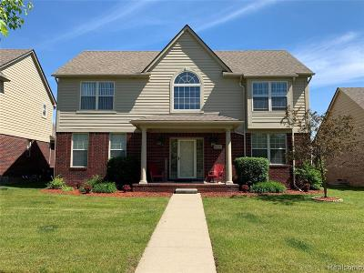 Flat Rock Condo/Townhouse For Sale: 24030 Meadows Avenue