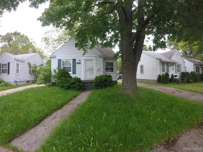 Detroit Single Family Home For Sale: 5522 Farmbrook St