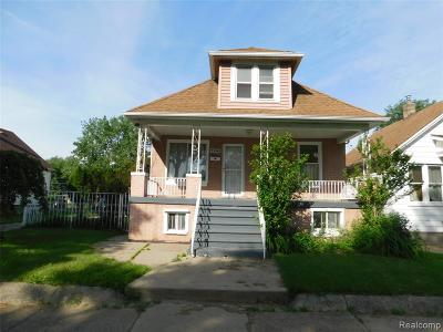 Dearborn, Dearborn Heights Single Family Home For Sale: 3243 Roulo Street