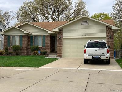Dearborn Heights Single Family Home For Sale: 25134 Ann Arbor Trail