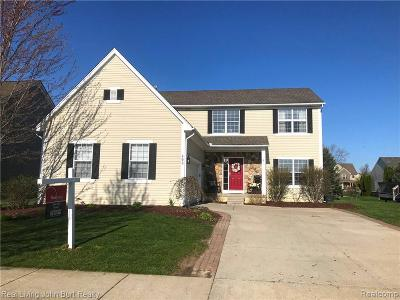 Oxford Single Family Home For Sale: 892 Townsend Drive