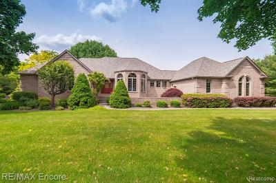 Addison Twp Single Family Home For Sale: 661 Pine Crest Court
