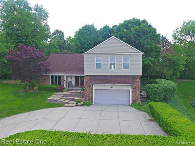 Farmington Single Family Home For Sale: 23509 Stonehouse Court