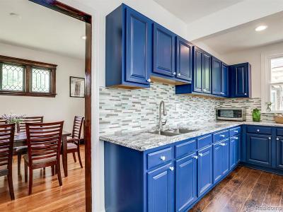 Detroit Single Family Home For Sale: 2200 Parker Street