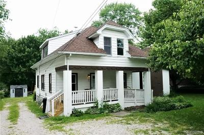 Trenton Single Family Home For Sale: 5508 Wilson Street