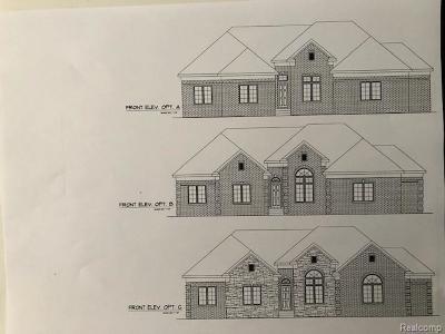 Oxford Single Family Home For Sale: 1533 Dakota Court
