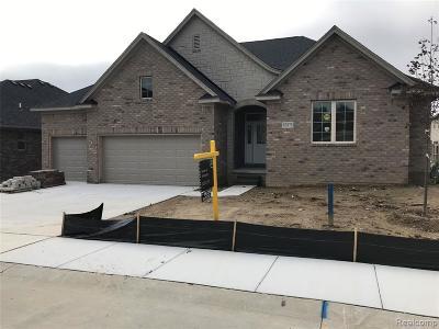 Washington Twp Single Family Home For Sale: 62875 Franklin Park Drive