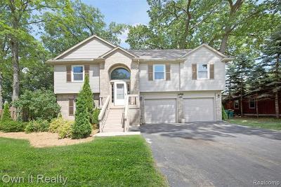 Romulus Single Family Home For Sale: 10139 Miriam Street