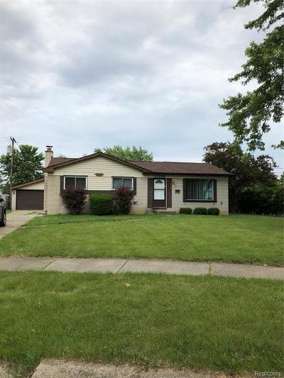 Sterling Heights, Shelby Twp, Utica Single Family Home For Sale: 37116 Castleton Drive