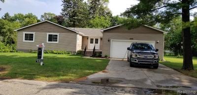 Farmington, Farmington Hills Single Family Home For Sale: 28351 Liberty Street