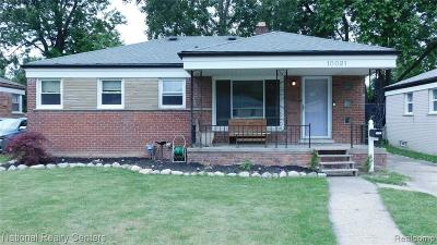 Livonia Single Family Home For Sale: 10021 Seltzer Street