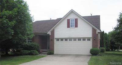 CANTON Single Family Home For Sale: 41683 Strawberry Court