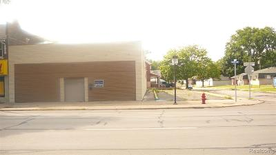 Lincoln Park MI Commercial For Sale: $199,000