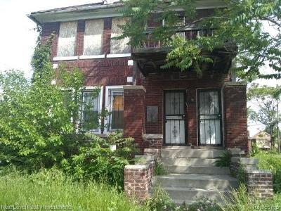 Multi Family Home For Sale: 4102 Clements Street