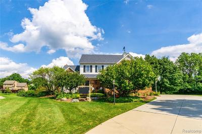 Rochester Hills Single Family Home For Sale: 755 Tewksbury Court