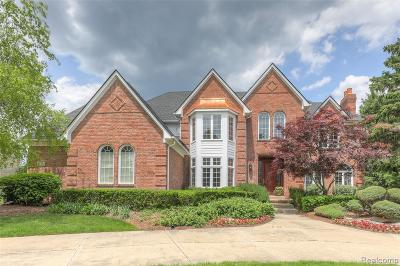 Oakland Twp Single Family Home For Sale: 2904 Baytree Court