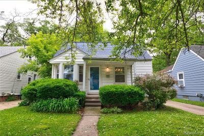 Ferndale Single Family Home For Sale: 400 Flowerdale Street