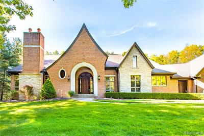 Single Family Home For Sale: 4531 Steeplechase Drive