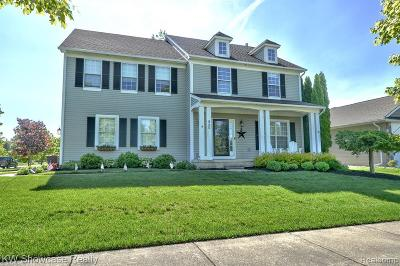 Oxford Single Family Home For Sale: 860 Cross Street