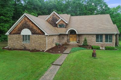 Single Family Home For Sale: 2845 Jewell Road