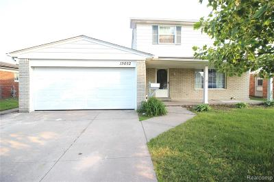 Sterling Heights Single Family Home For Sale: 13052 Picadilly Drive