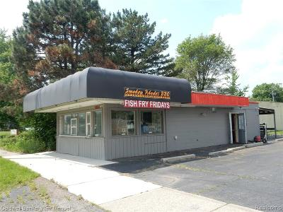 Livonia Commercial For Sale: 28520 Joy Road