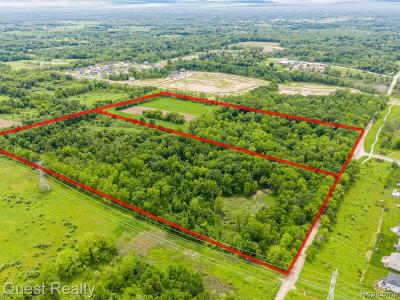 Oakland Twp Residential Lots & Land For Sale: W Predmore Road