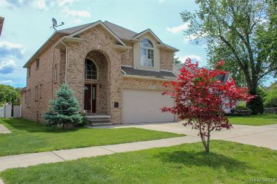 Dearborn Heights Single Family Home For Sale: 6004 N Vernon Street