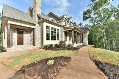 Single Family Home For Sale: 4127 Carriage Hill Drive