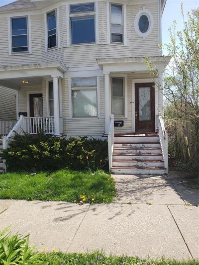 Multi Family Home For Sale: 1722 Parker Street
