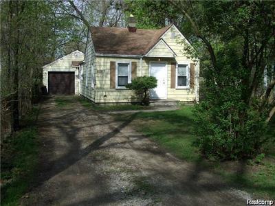 Southfield Single Family Home For Sale: 23217 Helen Street