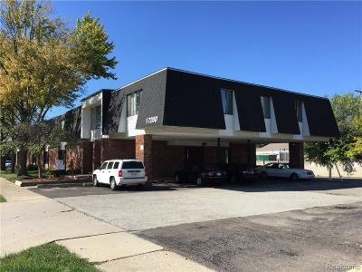 Southfield Commercial For Sale: 17200 W 10 Mile Road