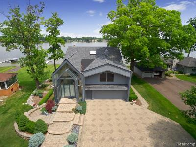 West Bloomfield, West Bloomfield Twp Single Family Home For Sale: 4810 Mandale Court