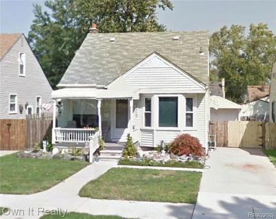 Dearborn Single Family Home For Sale: 24516 Union Street