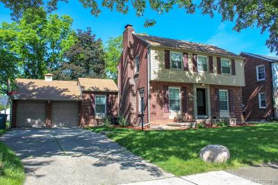 Dearborn Single Family Home For Sale: 1023 N Melborn Street