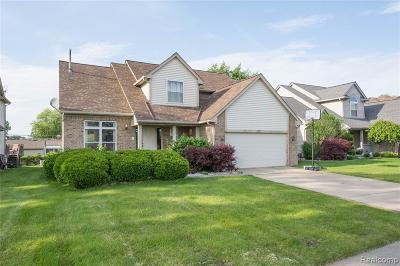 STERLING HEIGHTS Single Family Home For Sale: 1953 Deveere Drive
