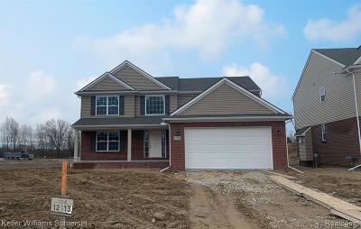 STERLING HEIGHTS Single Family Home For Sale: 12240 Lincolnshire
