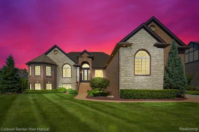 Washington Twp Single Family Home For Sale: 62665 Morningside Drive