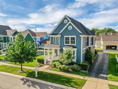 CANTON Single Family Home For Sale: 49792 Garfield Lane