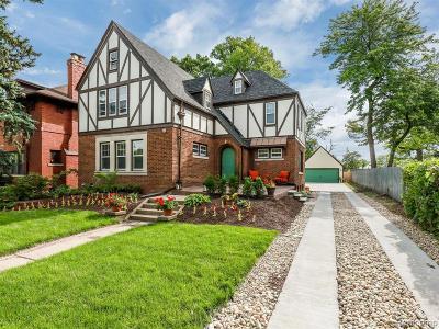 Detroit Single Family Home For Sale: 2915 Seminole Street